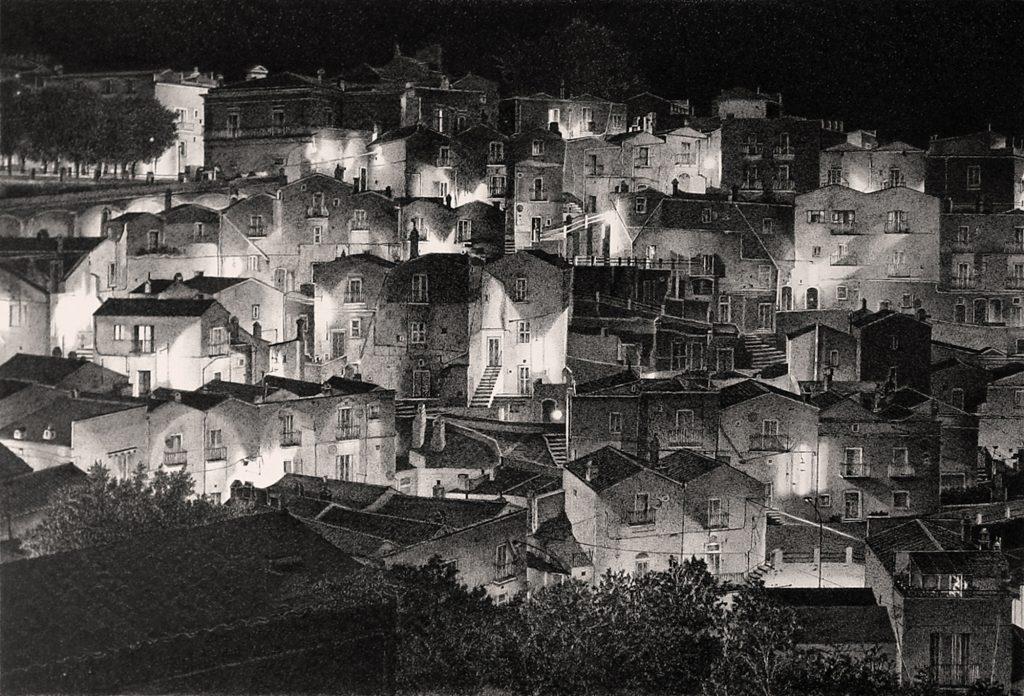 Zeichnung Monte Sant Angelo